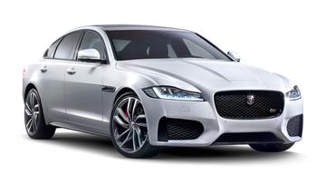 Noleggio di Jaguar XF in provincia di Como, Milano e Varese.